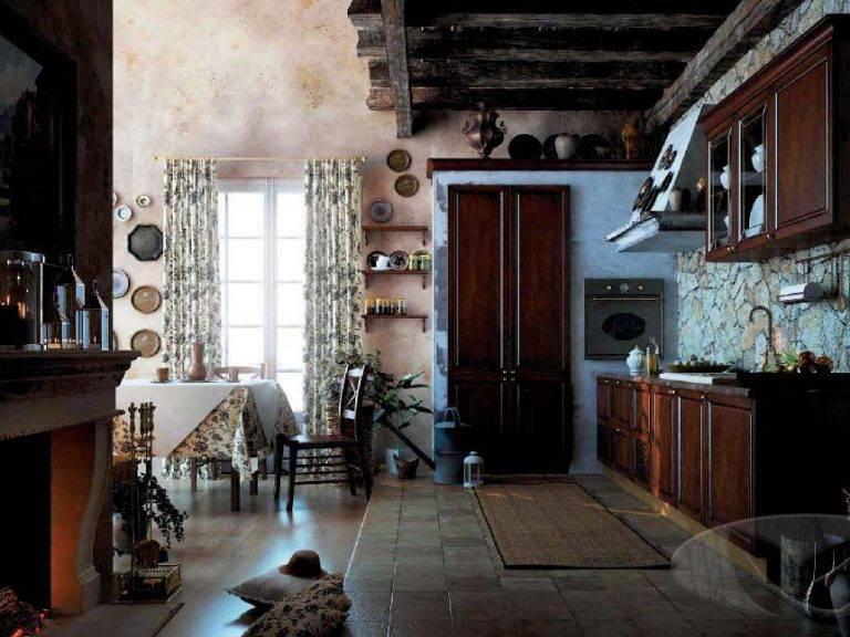 Кухня Sharlotta