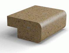 Кромки изделий из кварцевого камня