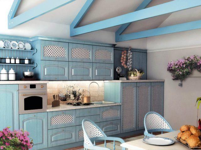 Кухня Леман