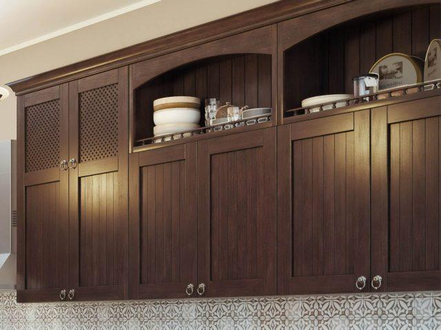 Кухня из массива дерева в классическом стиле Buona Sera Тринтино