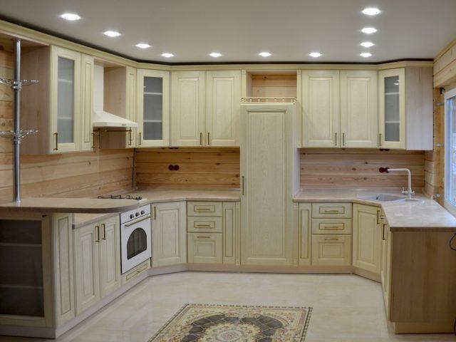 Кухня Вернисаж