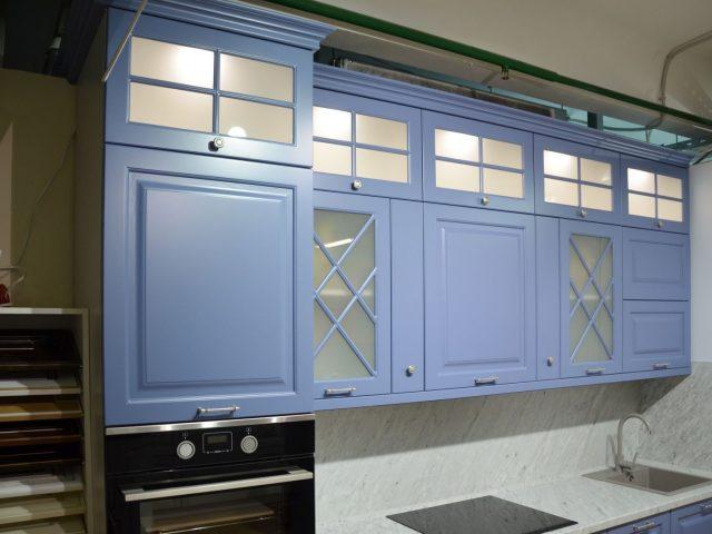 Кухня Roza из МДФ в стиле Неоклассика