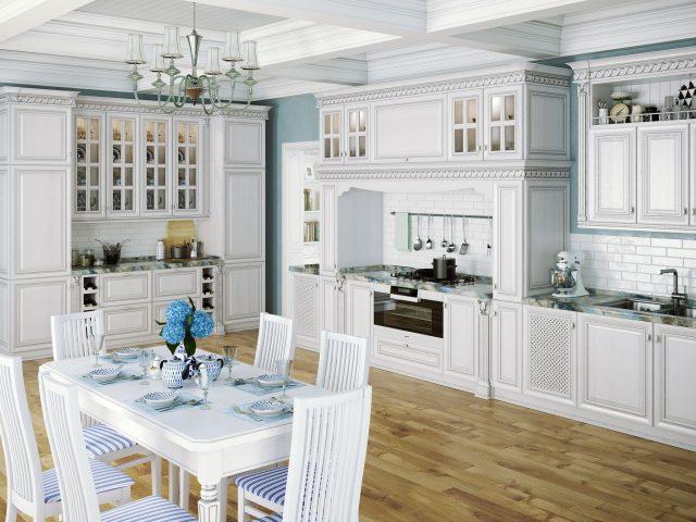 Кухня Lacio